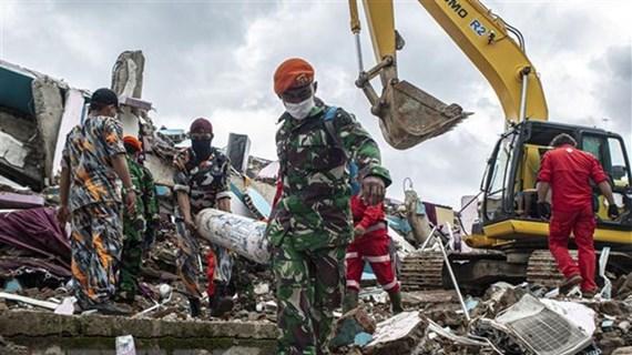 PM sends condolences to Indonesian President over earthquake, plane crash