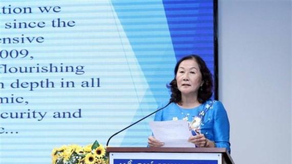 Australia Day marked in Ho Chi Minh City