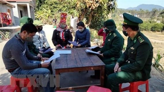 Quang Ninh sets up more cameras along border to prevent COVID-19