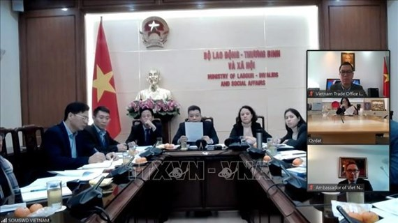 Vietnam, Israel begin negotiation over labour cooperation