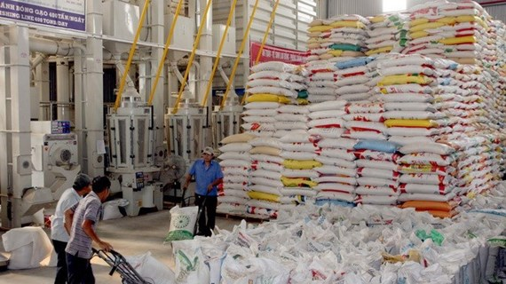 Rice exports to Philippines surpass 1-billion-USD mark