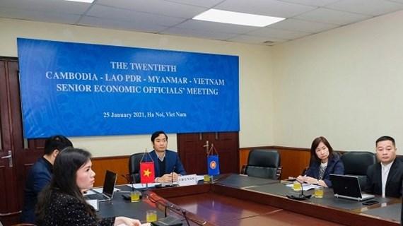 Vietnam makes proposal on building 2021-2022 CLMV Action Plan