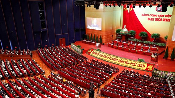 13th National Party Congress receives wide coverage on international media