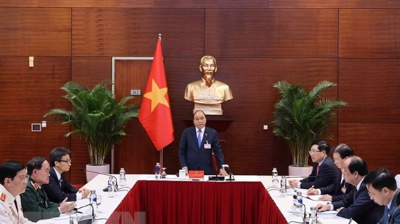 PM orders residents in Hai Duong, Quang Ninh not to leave localities