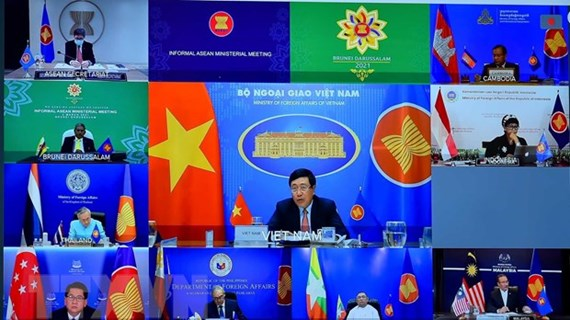 Informal ASEAN Ministerial Meeting issues Chair's Statement