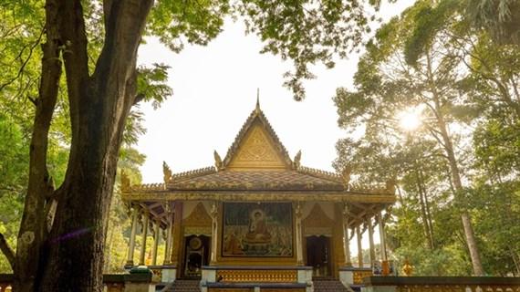 Most beautiful Khmer pagodas in Soc Trang