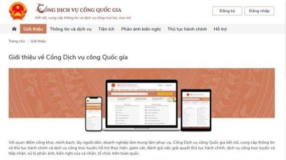 Over 2,800 public administrative procedures go online