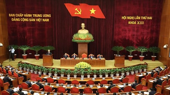 Central Party Committee discusses whole-term agenda, personnel work