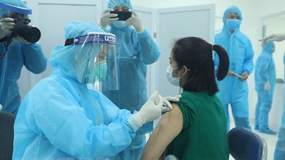 Vietnam begins COVID-19 vaccination on March 8