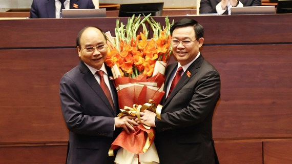 More congratulations come in for Vietnam's new leadership