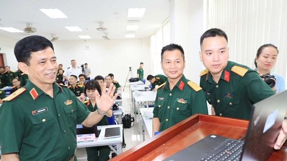 Vietnam opens UN staff officer training course