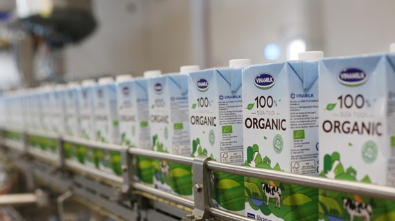 Vinamilk leaps six spots in world's top 50 dairy producers