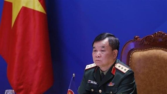 Vietnam, China hold 7th defence strategy dialogue
