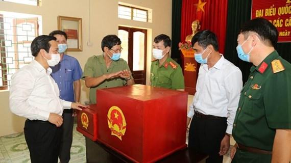 Second national conference on general elections held
