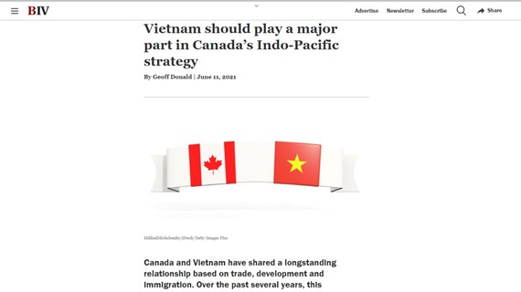 Canada-ASEAN Business Council highlights cooperation potential with Vietnam