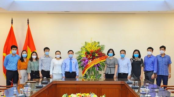 NA Vice Chairman congratulates VNA on Revolutionary Press Day