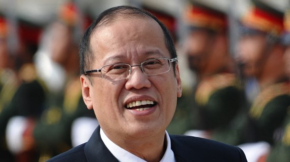 Condolences to Philippines over passing of former President