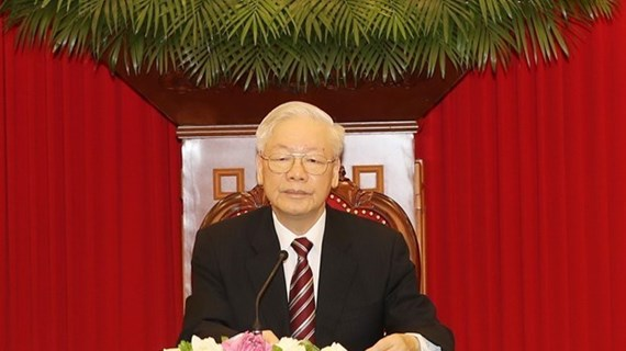 Party chief's writing on socialism in VN inspiring: Indian scholar