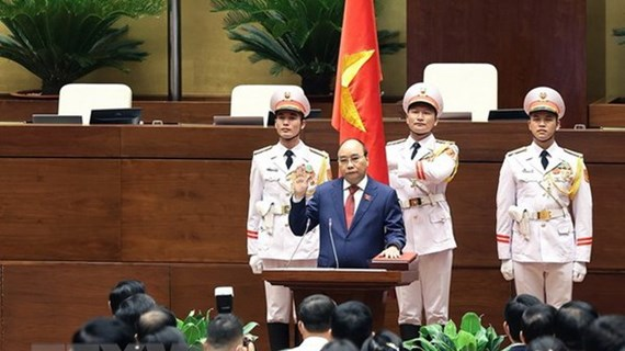 Congratulations sent to newly-elected Vietnamese leaders