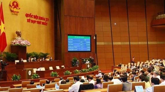 NA adopts 2021-2025 national financial plan