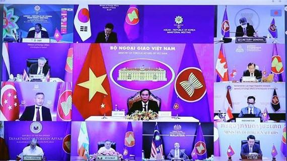 Vietnam serves as coordinator for ASEAN-RoK relations