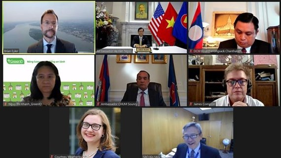 Vietnam attaches importance to Mekong-US partnership: Ambassador