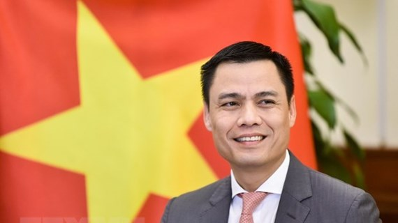 President's upcoming overseas trip highlights Vietnam's foreign diplomacy: diplomat