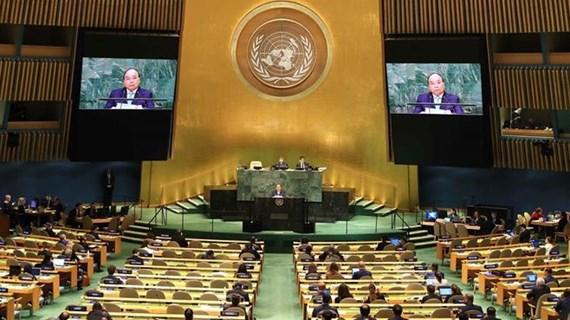 Vietnam remains UN's trustworthy partner for peace, sustainable development