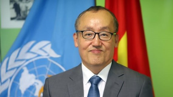 WHO Representative emphasises importance of equality in vaccination