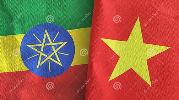 Congratulations to Prime Minister of Ethiopia