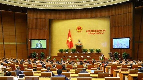 NA deputies debate laws, anti-corruption