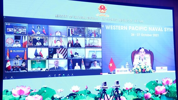 Vietnam attends 17th Western Pacific Naval Symposium