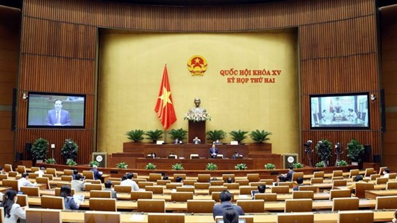 15th NA enters eighth working day