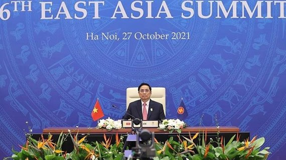 PM attends 16th East Asia Summit