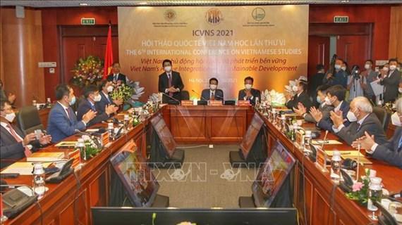 Vietnam's integration, development spotlighted at int'l conference