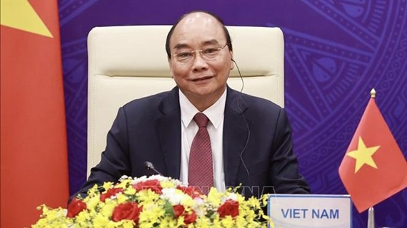 Remarks by President Nguyen Xuan Phuc at Leaders Summit on Climate