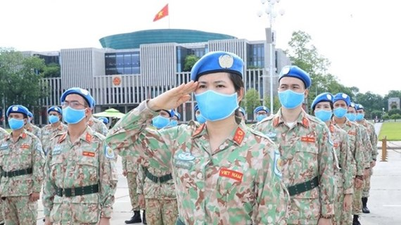 Vietnam's engagement in peacekeeping operations receives UN's high evaluation: Official