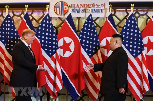 Int'l media shows optimism about DPRK-USA Summit's outcomes hinh anh 1