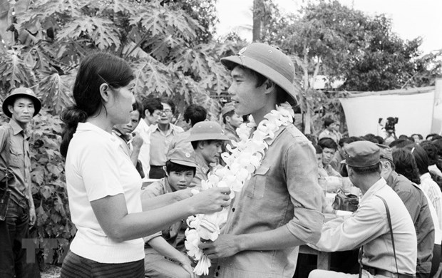 Cambodian people: 'We trust Vietnam' hinh anh 1
