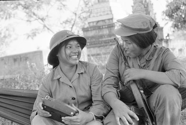 Cambodian people: 'We trust Vietnam' hinh anh 5