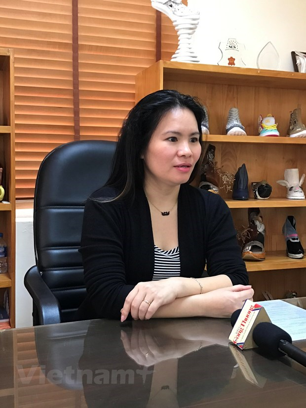 Leather-footwear exports post double-digit growth rate in Q1 hinh anh 2