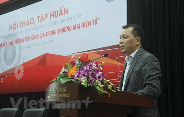 Stronger efforts needed to deal with online counterfeits: workshop hinh anh 1