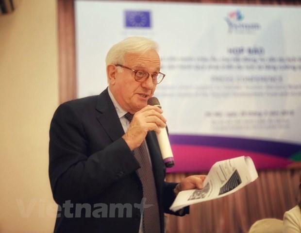 EU helps Vietnam improve competitiveness of tourist destinations hinh anh 1
