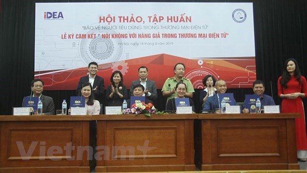 Stronger efforts needed to deal with online counterfeits: workshop hinh anh 2