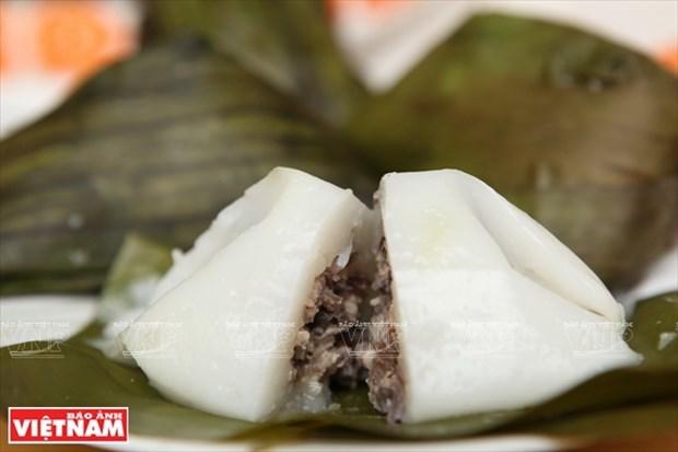 Banh gio, softest rice dough dumpling hinh anh 1