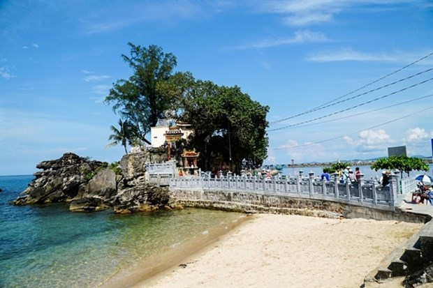 300-year-old temple on Phu Quoc protects fishermen hinh anh 1
