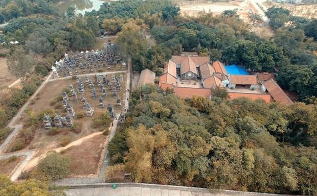 Centuries-old Bo Da pagoda stuns pilgrims hinh anh 1