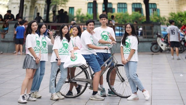 Vietnamese students' project to recycle corn cob wins global entrepreneurial competition hinh anh 3