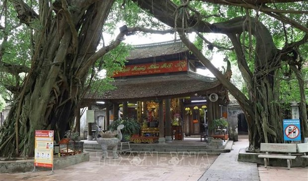 Religious establishments asked to halt activities in face of COVID-19 hinh anh 1