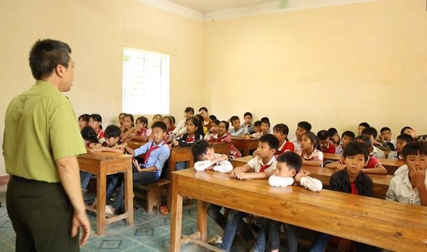 'Forest school' helps spread love for nature hinh anh 5